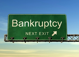 Healthcare Bubble - Bankruptcy