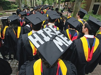 College Bubble - Unemployed Graduates