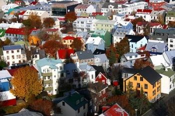 Iceland Property Bubble - Houses